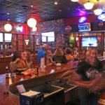 Reds Corner Grill bar interior