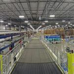 factory warehouse interior