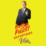 Better Call Paul campaign portrait