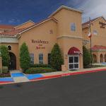 Residence Inn hotel exterior