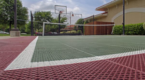 multipurpose sports court